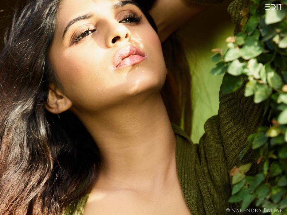 neelam virwani bollywood actress model girl beautiful brunette pretty cute beauty sexy hot pose face eyes hair lips smile figure indian wallpaper