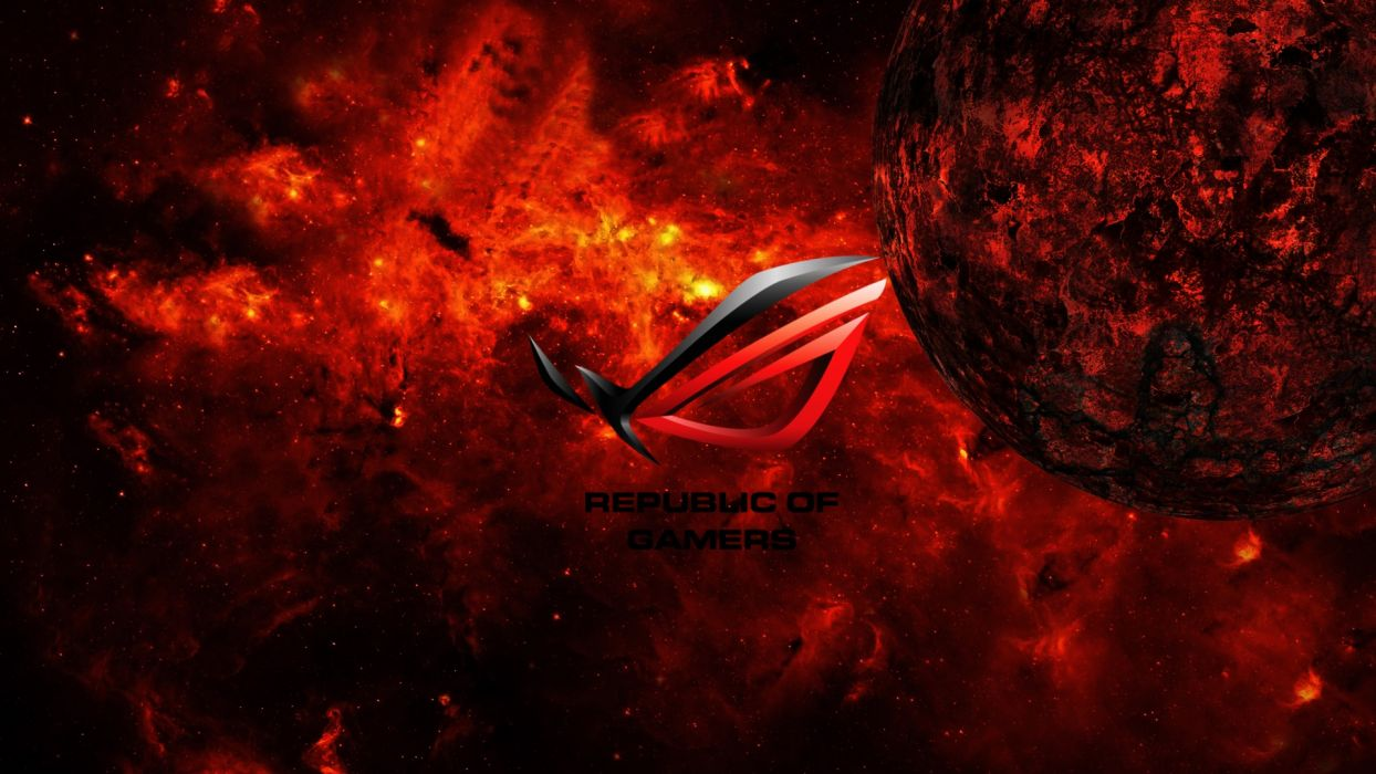 Republic Of Gamer Asus Rog Wallpaper Wallpaper 1920x1080