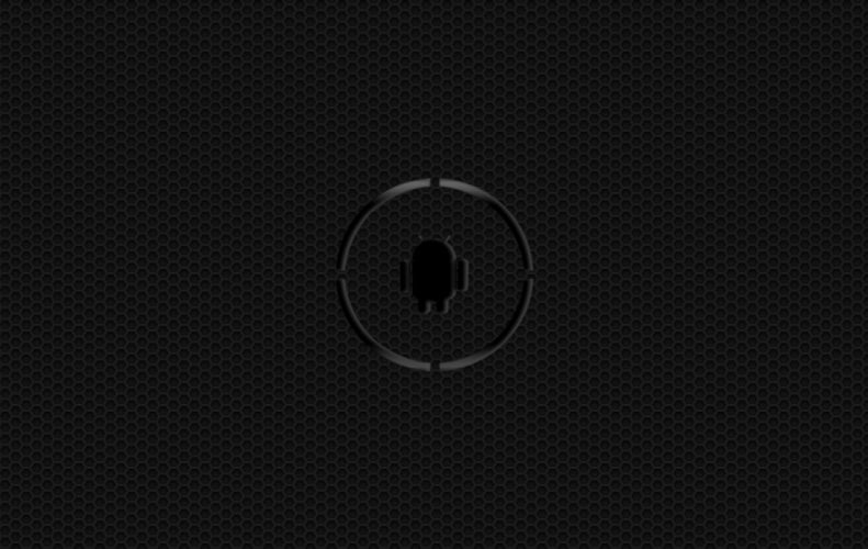Android Black wallpaper