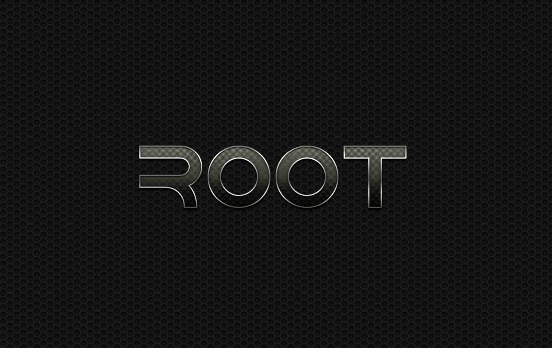Root wallpaper