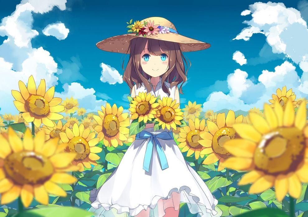 Image result for anime summer