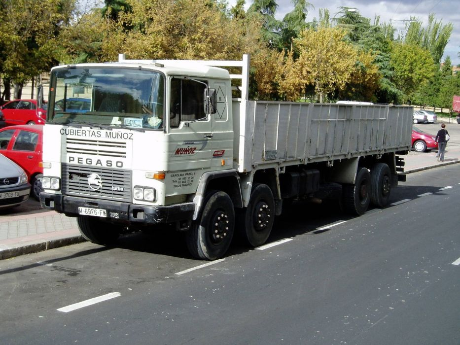 camion pegaso espay wallpaper