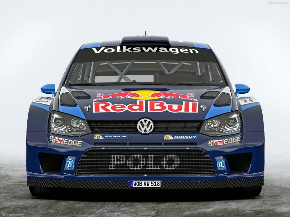 Volkswagen Polo R WRC wallpaper