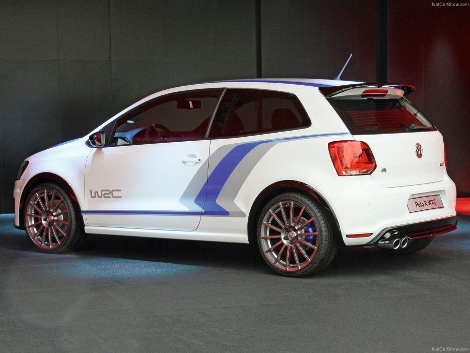 Volkswagen Polo R WRC Edition Concept 2013 wallpaper