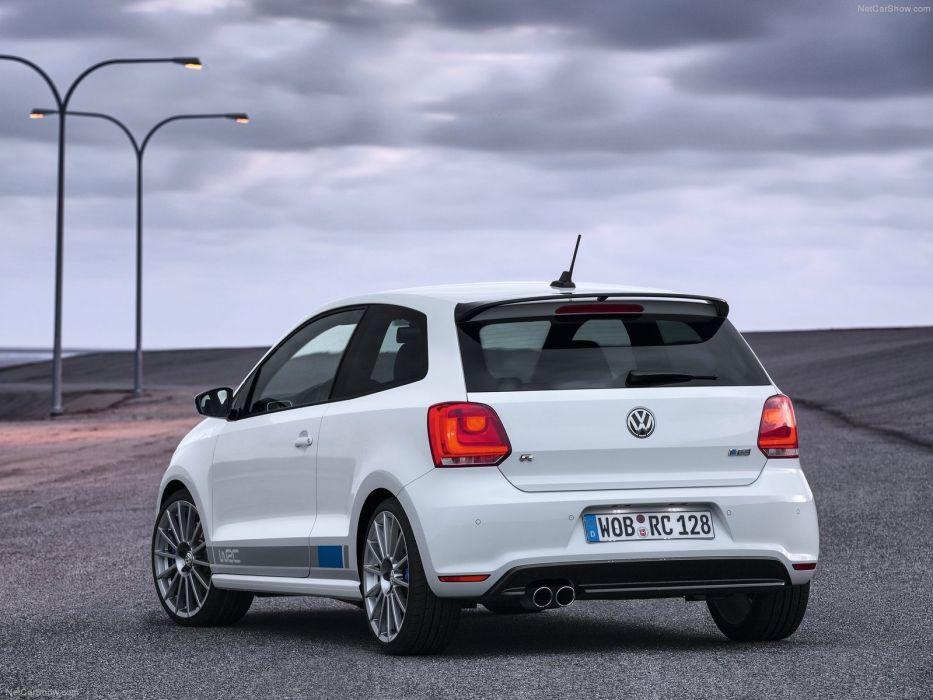 Volkswagen Polo R WRC 2013 wallpaper