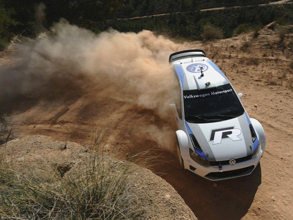 Volkswagen Polo R WRC Concept 2012 wallpaper