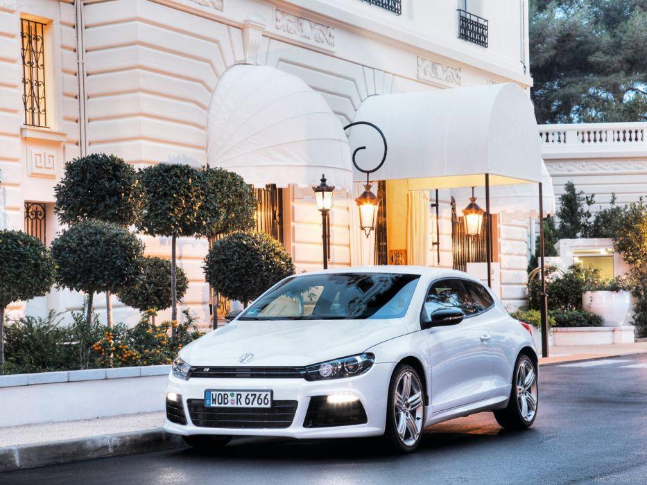 Volkswagen Scirocco R 2010 wallpaper