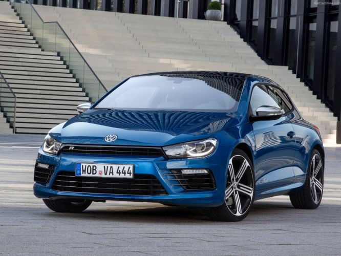 Volkswagen Scirocco R 2015 wallpaper