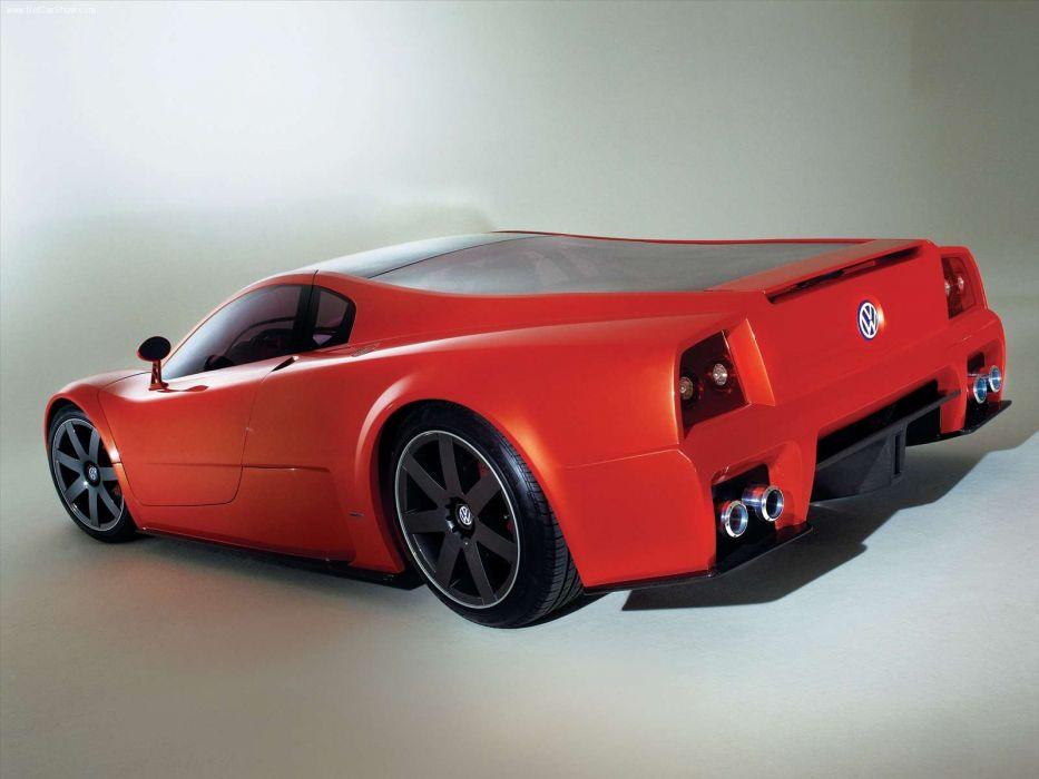 Volkswagen W12 Nardo Concept 2001 wallpaper