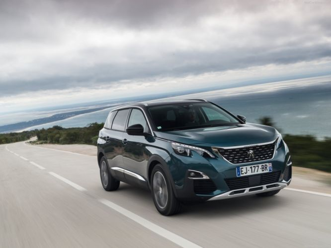 2016 5008 cars french peugeot suv wallpaper