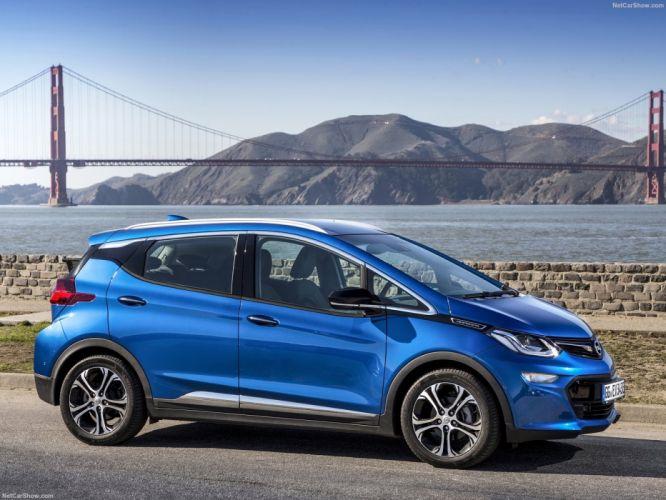 2016 ampera-e cars electric opel wallpaper