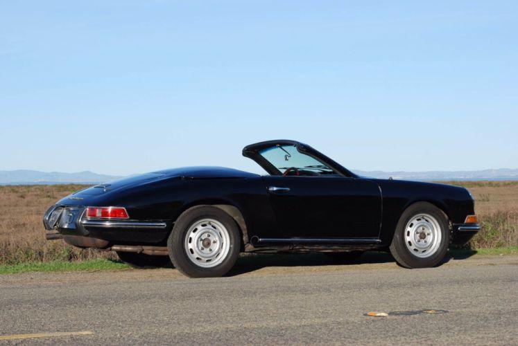 1965 Porsche 911 Speedster cars wallpaper