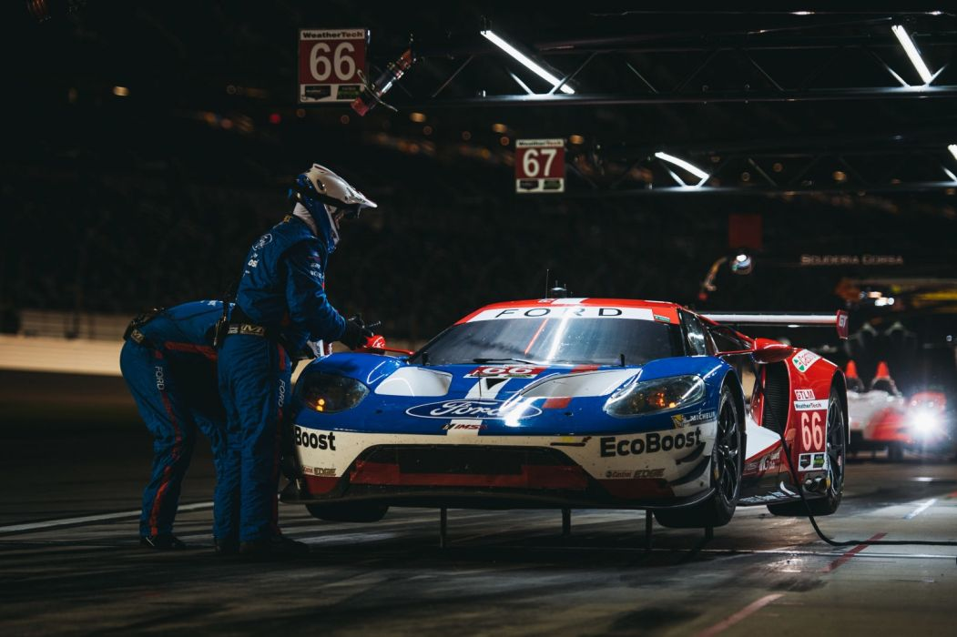 Ford GT LMS Race Car GT LMS (4) wallpaper