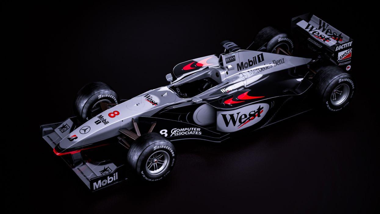 Mclaren-Mercedes MP4-13 Classic Formula One wallpaper