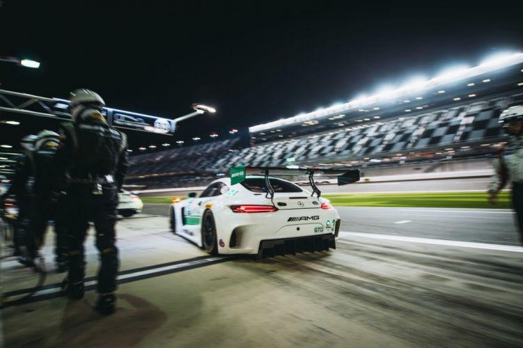 Mercedes-AMG GT GT3 Race Car wallpaper