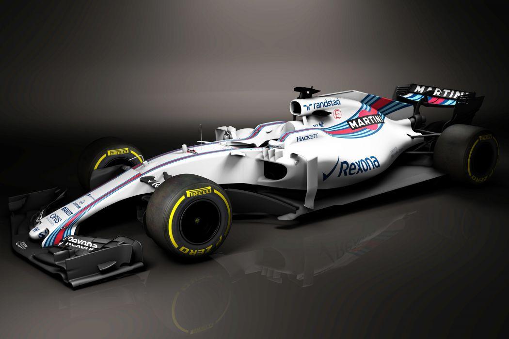 Williams-Martini FW40 Formula One 2017 wallpaper