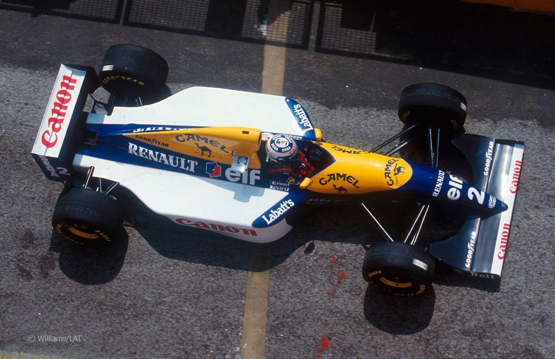 Williams-Renault FW15 Classic Formula One wallpaper