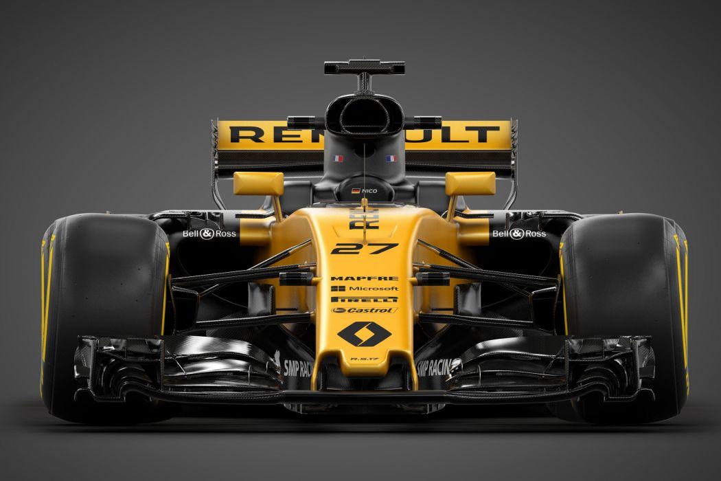 Renault R S 17 Formula One 2017 wallpaper
