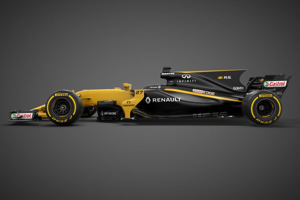 Renault R S 17 Formula One 2017 wallpaper