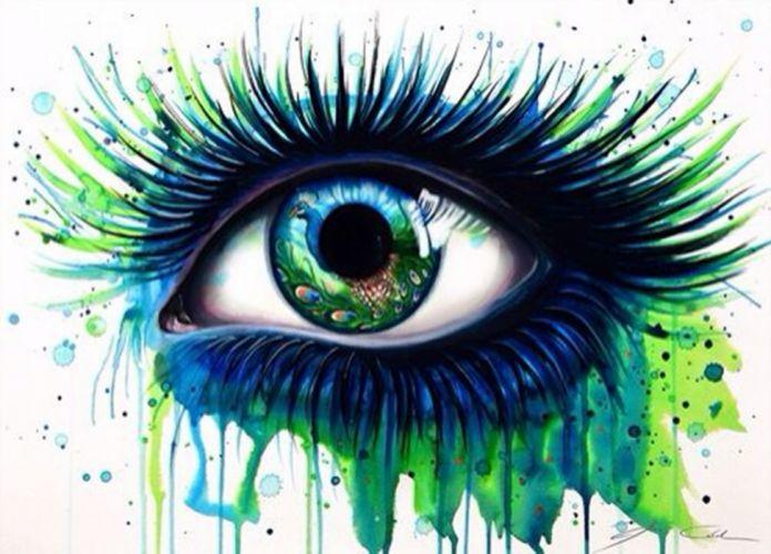 eyes big wallpaper