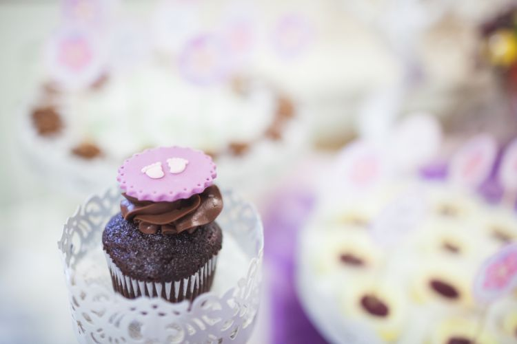 Cupcake Chocolate Dessert wallpaper