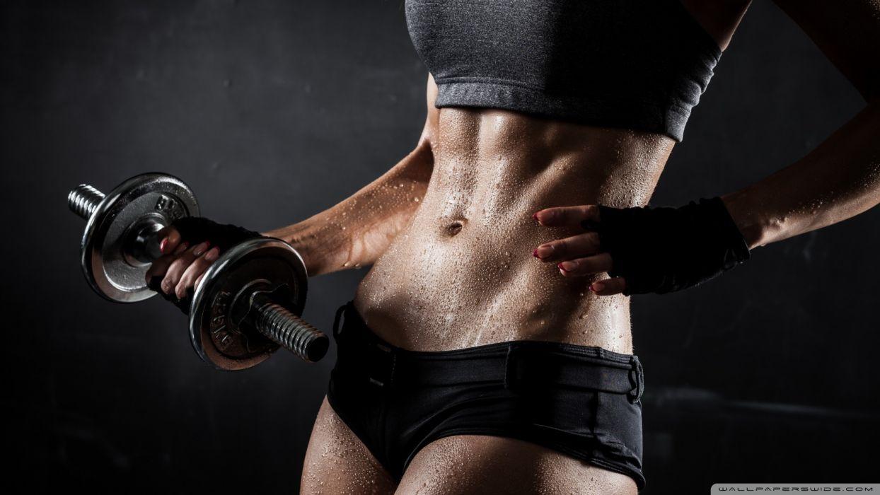 Women Sports Girl Fitness Wallpaper 2048x1152 1079361