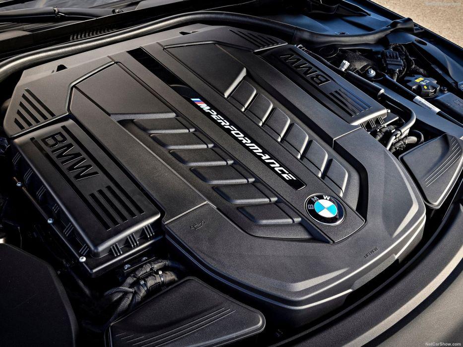BMW M760Li xDrive G11 2017 wallpaper