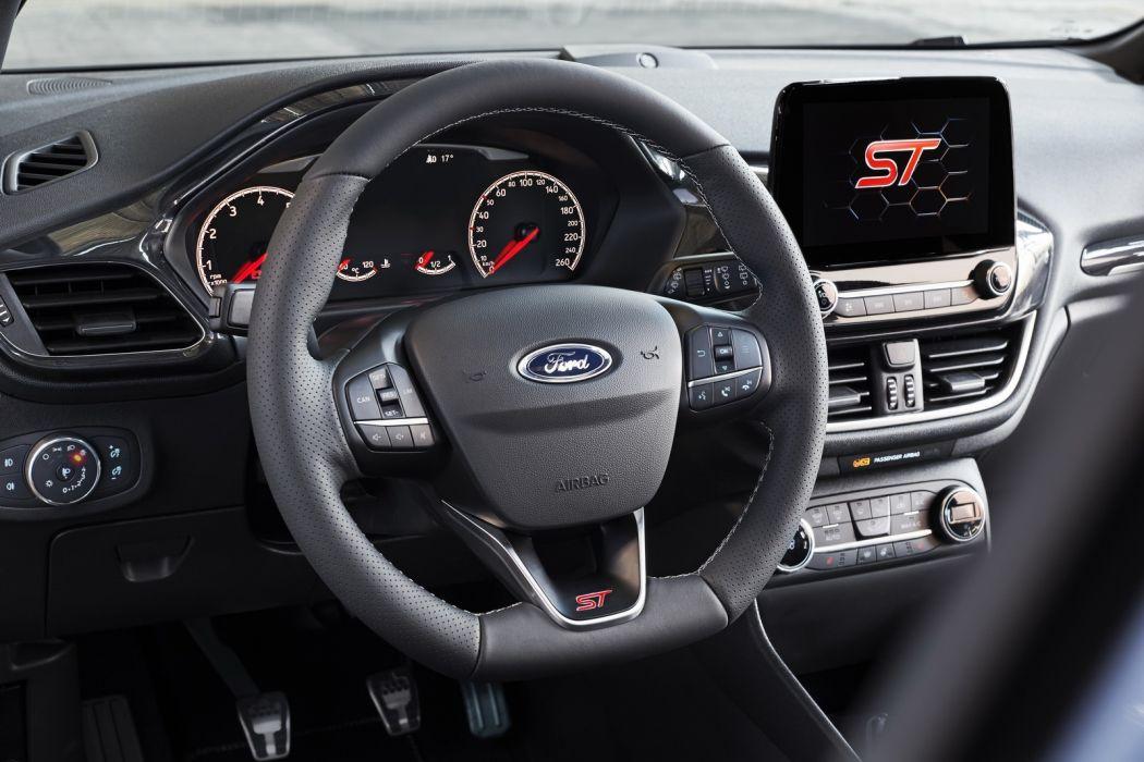 2018 Ford Fiesta ST wallpaper