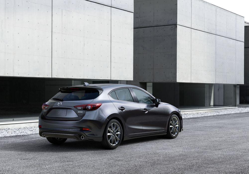 2017 Mazda 3 wallpaper