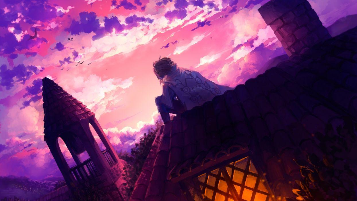 Sorey Tales of Zestiria the X Anime wallpaper