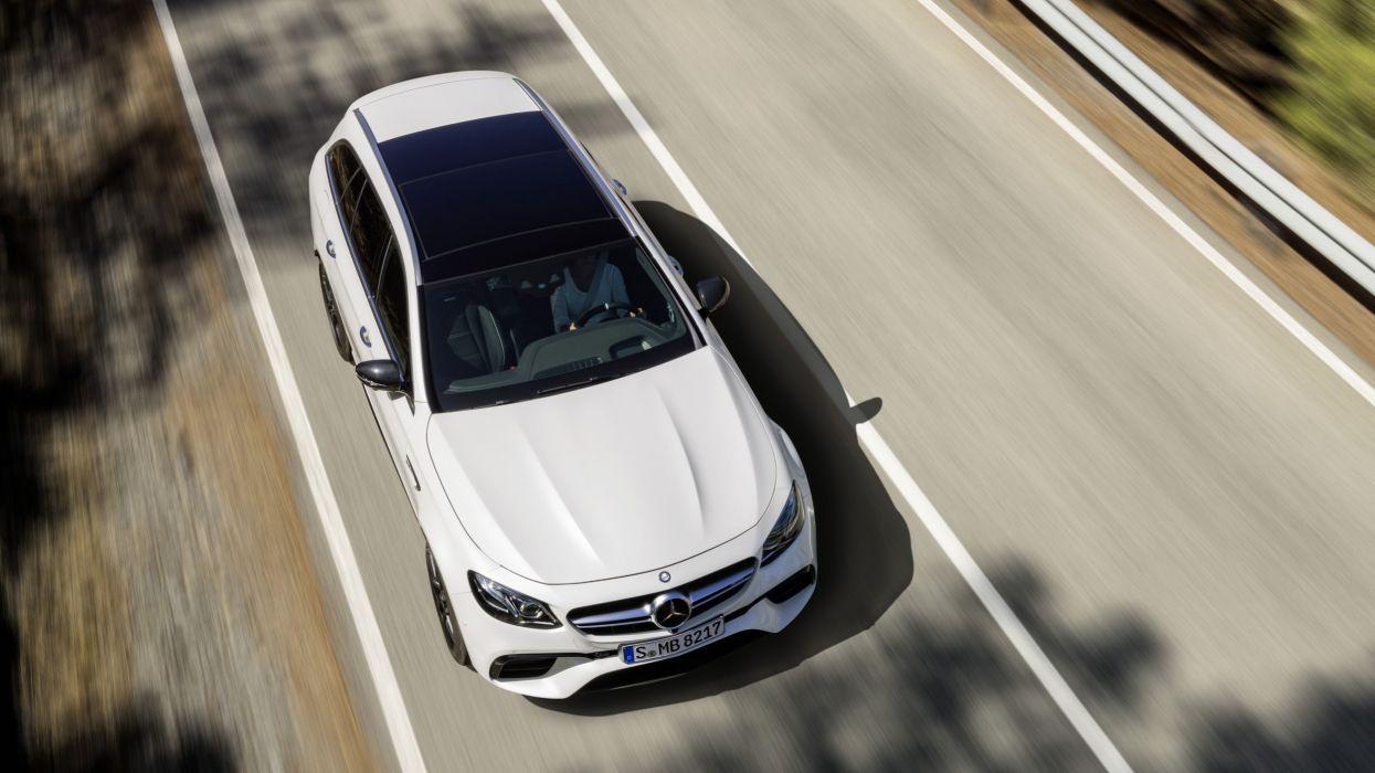 Mercedes-Benz AMG E63 S Estate S213 2018 wallpaper