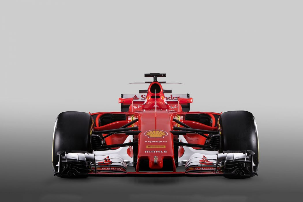 Ferrari SF70H Formula One 2017 wallpaper