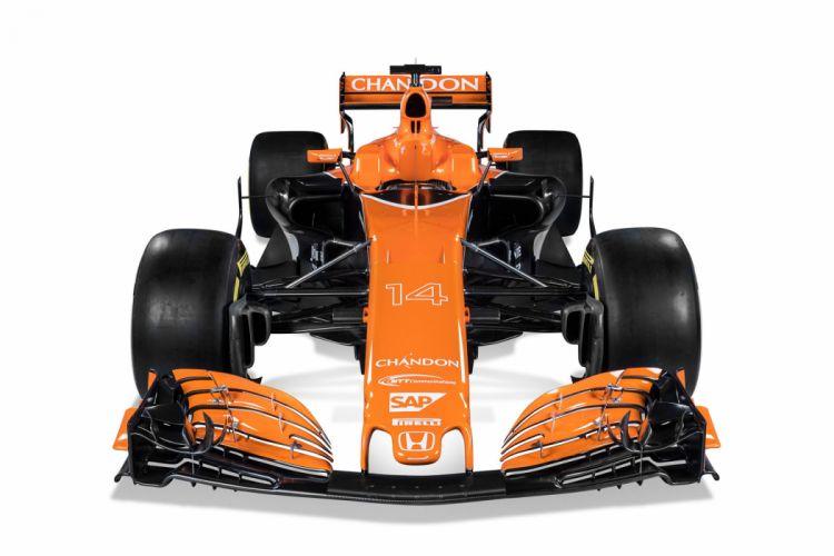 Mclaren-Honda MCL32 Formula One 2017 wallpaper