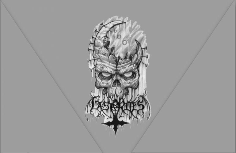 terror Skull wallpaper