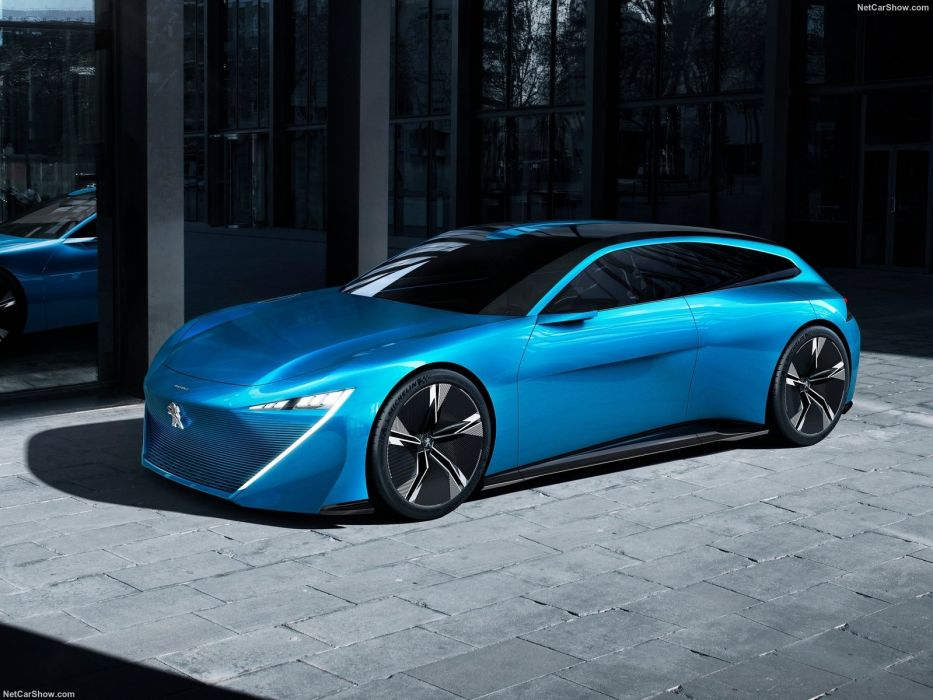 Peugeot Instinct Concept cars 2017 wallpaper