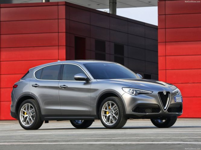 Alfa Romeo Stelvio cars suv 2017 wallpaper