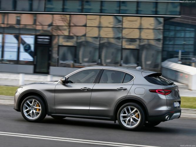 Alfa Romeo Stelvio cars suv 2017 wallpaper