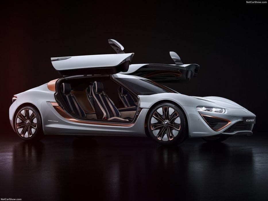 NanoFlowcell 2017 Quant 48Volt Concept cars electric wallpaper