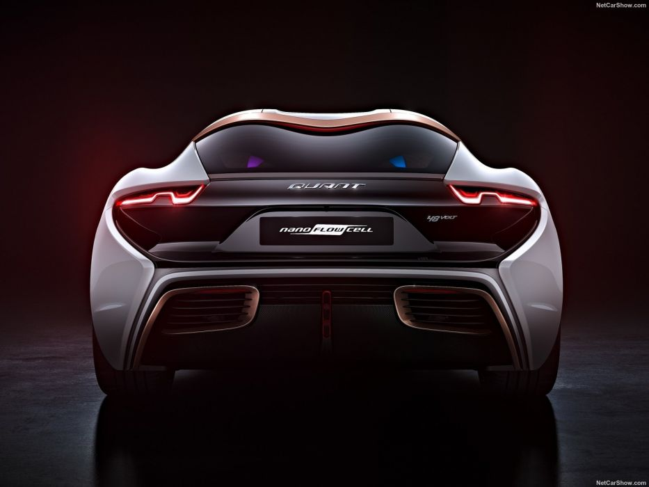 NanoFlowcell 2017 Quant 48Volt Concept cars electric wallpaper