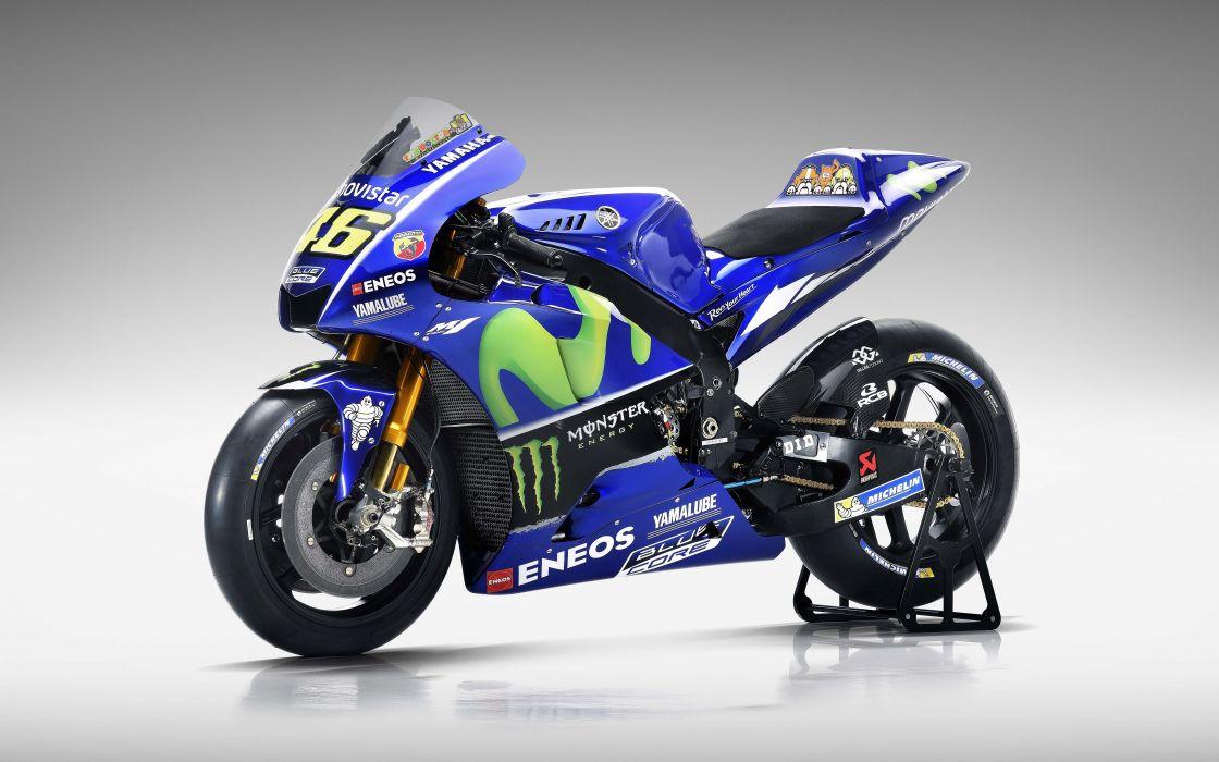 2017 Movistar Yamaha MotoGP YZR-M1 wallpaper