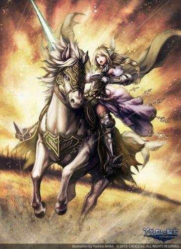 fantasy character animal horse girl pretty beautif wallpaper
