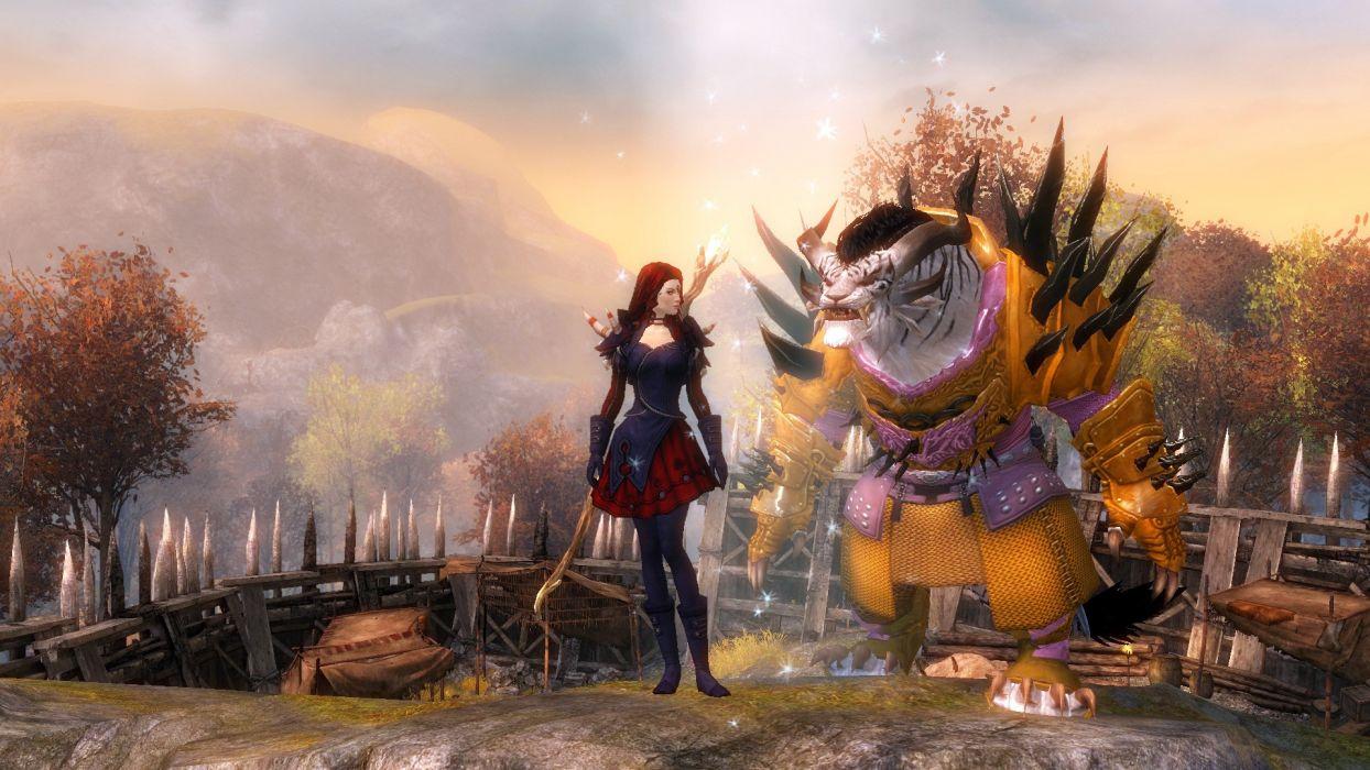 GAMES Guild Wars wallpaper