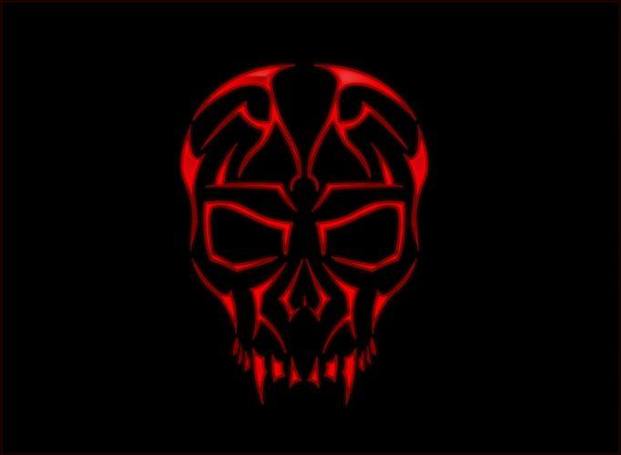 Cranium Fire wallpaper