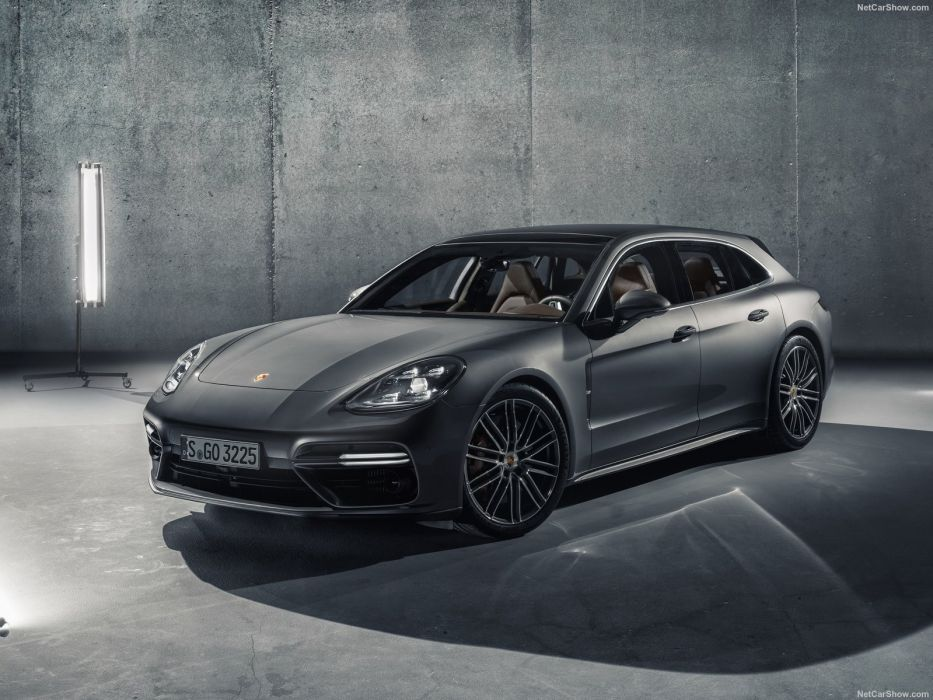 Porsche Panamera Sport Turismo cars 2017 wallpaper