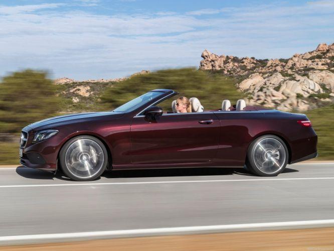 2017 benz cabriolet convertible e-class mercedes wallpaper