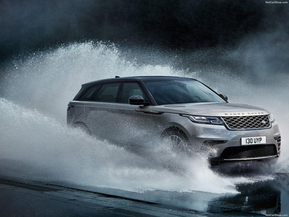 Land Rover 2017 Range Rover Velar cars suv wallpaper