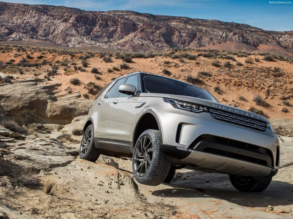 2017 Land Rover Discovery Sd4 cars suv wallpaper