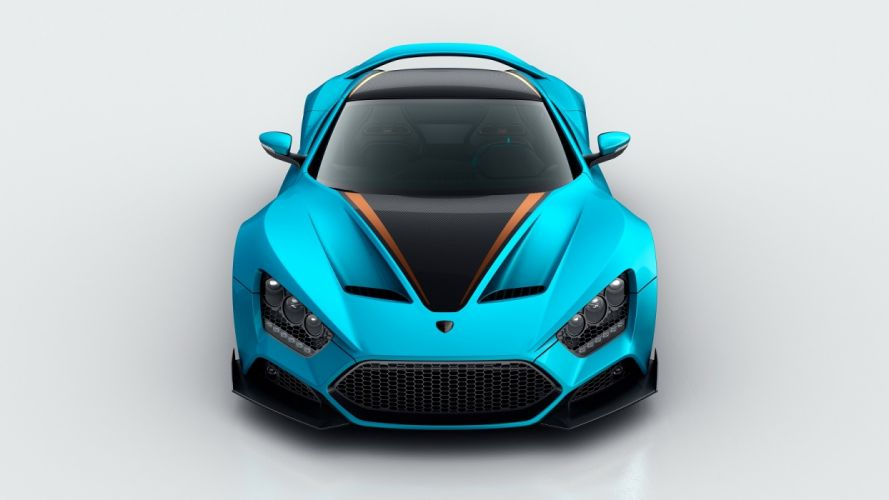Zenvo ST1 (GT) 10th Anniversary cars supercars 2017 wallpaper