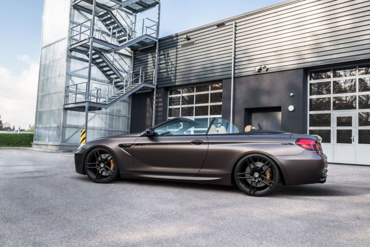G-Power BMW (M6) Convertible cars modified wallpaper