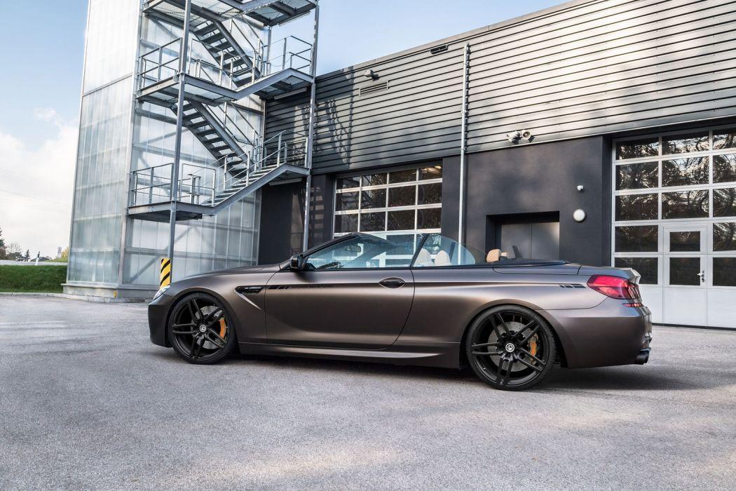 G-Power BMW (M6) Convertible cars modified wallpaper
